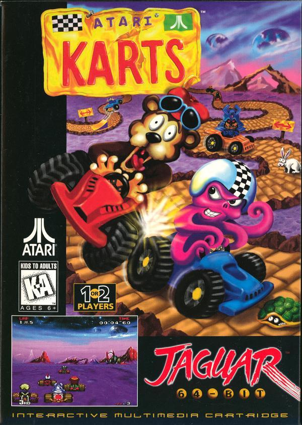 Best Mario Kart alternatives? AtariKarts