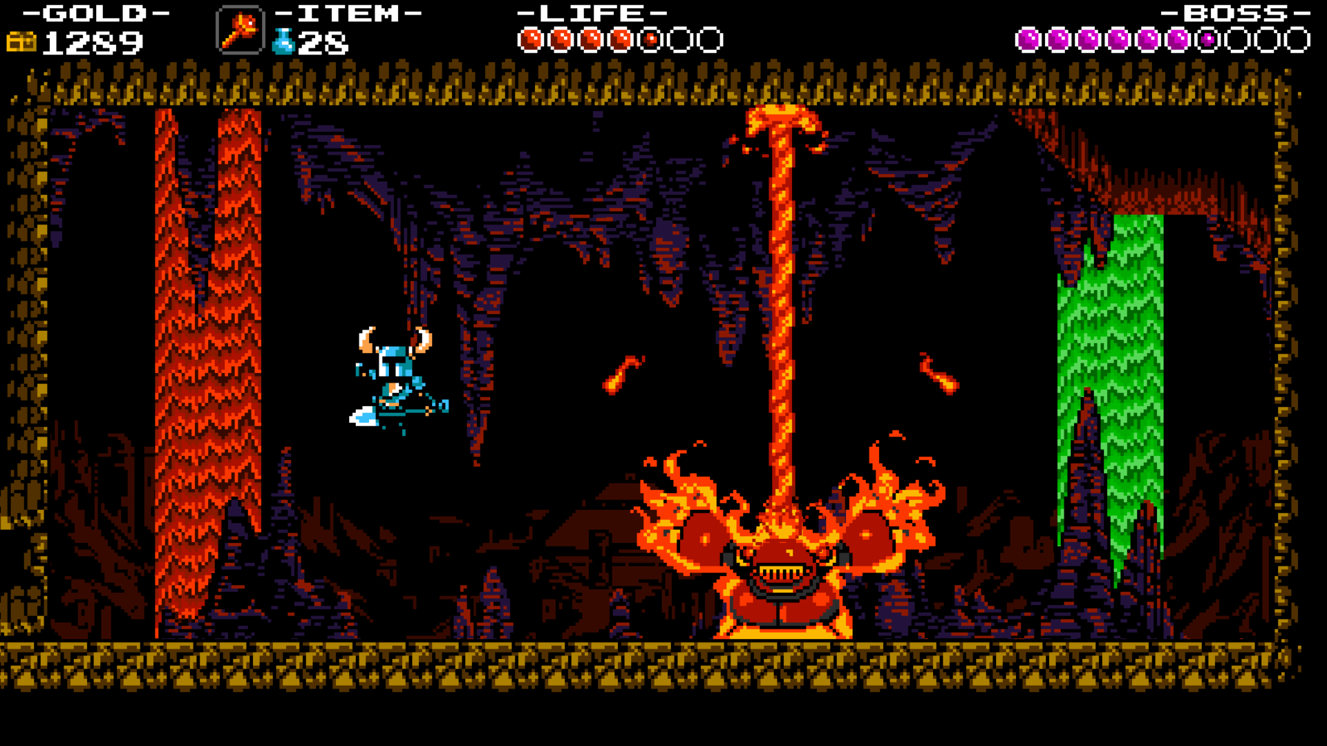 Shovel Knight sur android. Screen_09