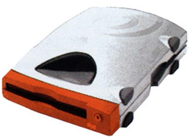 Dreamcast - Dreamcast 2 - Sega lança aparelho de Blu-ray no Japão. Sega-dreamcast-zip-drive-hoax