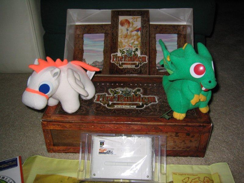 """Les """"must have"""" de la SFC - Page 2 Fire-Emblem-Thracia-776-Box-Set-Super-Famicom-2"""
