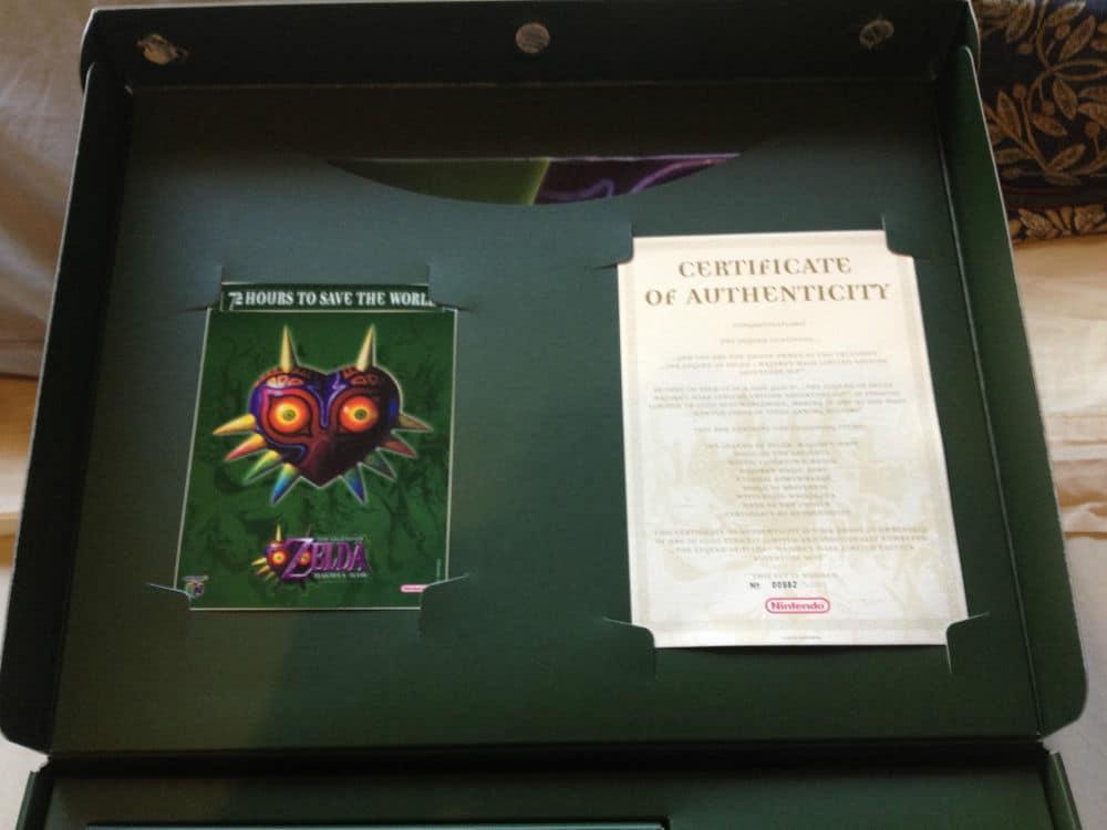 Les Jeux Nintendo64 N64-Nintendo-64-ZELDA-Majoras-mask-ADVENTURE-PACK-1