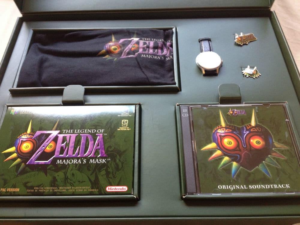 Les Jeux Nintendo64 N64-Nintendo-64-ZELDA-Majoras-mask-ADVENTURE-PACK-2