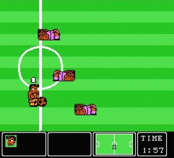 Nintendo world cup (nes / gameboy ) 2