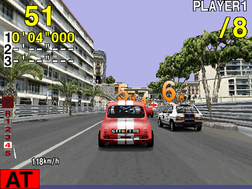 Borne Crazy Taxi upright GTI%20Club