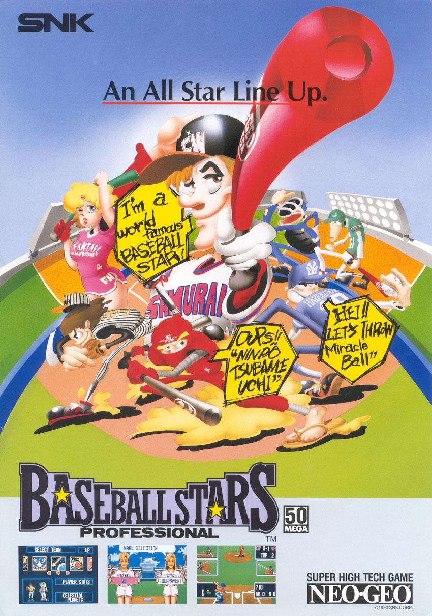 baseball stars professional 14115501