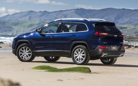La gamme Jeep : le Cherokee KL4