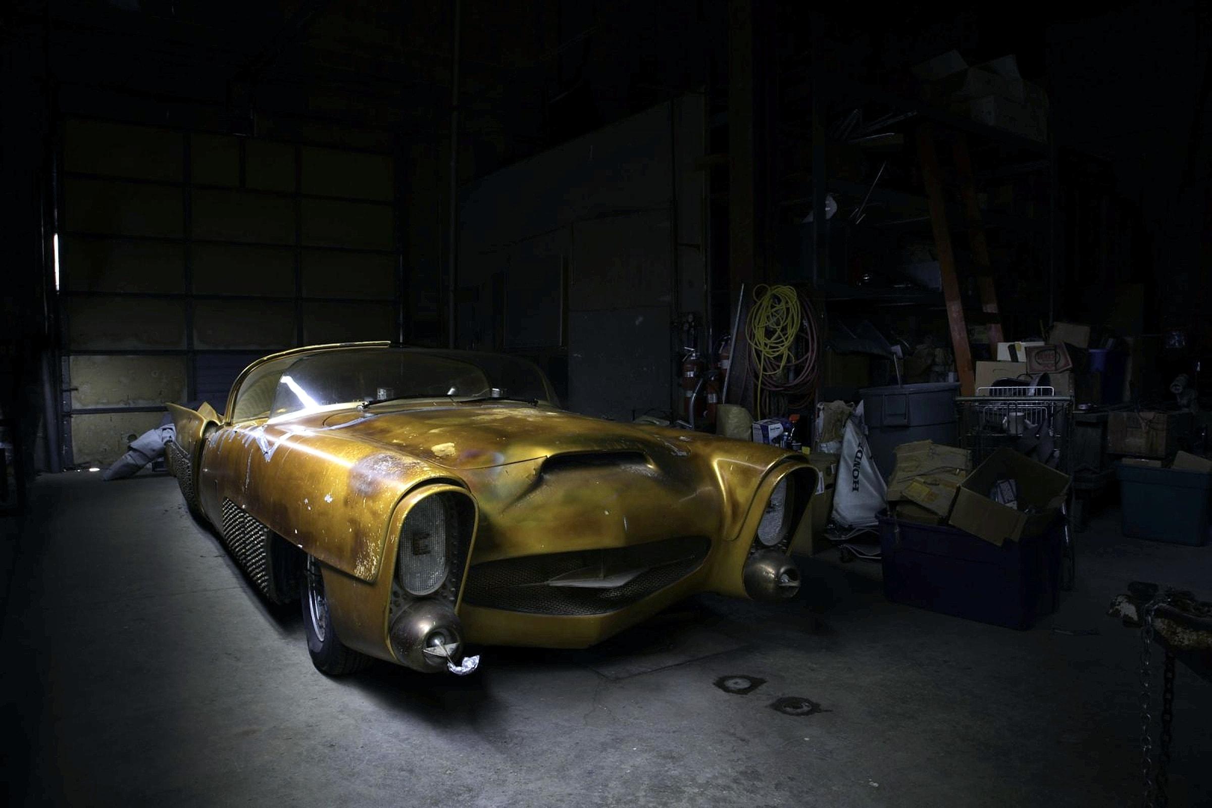 Golden Sahara I & II…première voiture autonome de l'histoire ! (+ vidéos) By gatsbyonline.com George-Barris-Golden-Sahara-01