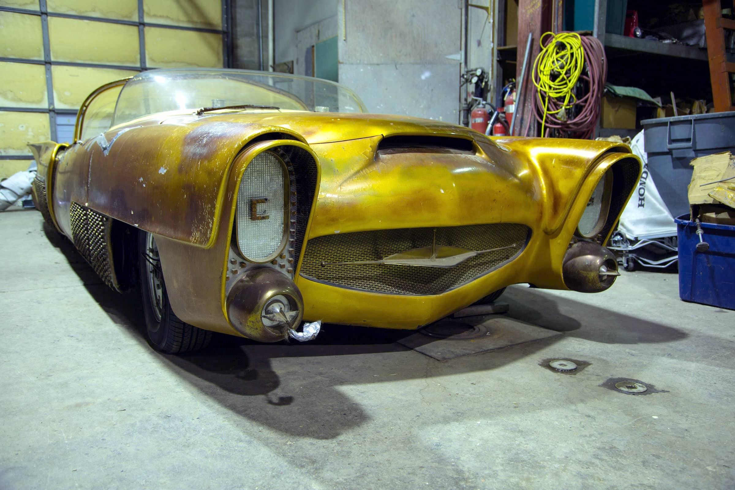 Golden Sahara I & II…première voiture autonome de l'histoire ! (+ vidéos) By gatsbyonline.com George-Barris-Golden-Sahara-02