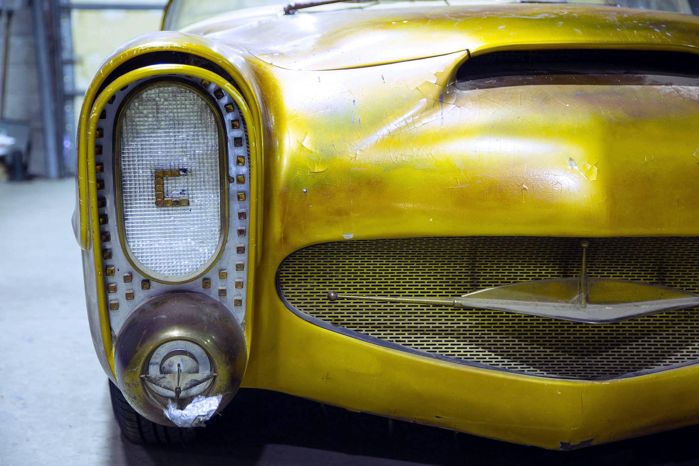 Golden Sahara I & II…première voiture autonome de l'histoire ! (+ vidéos) By gatsbyonline.com George-Barris-Golden-Sahara-03