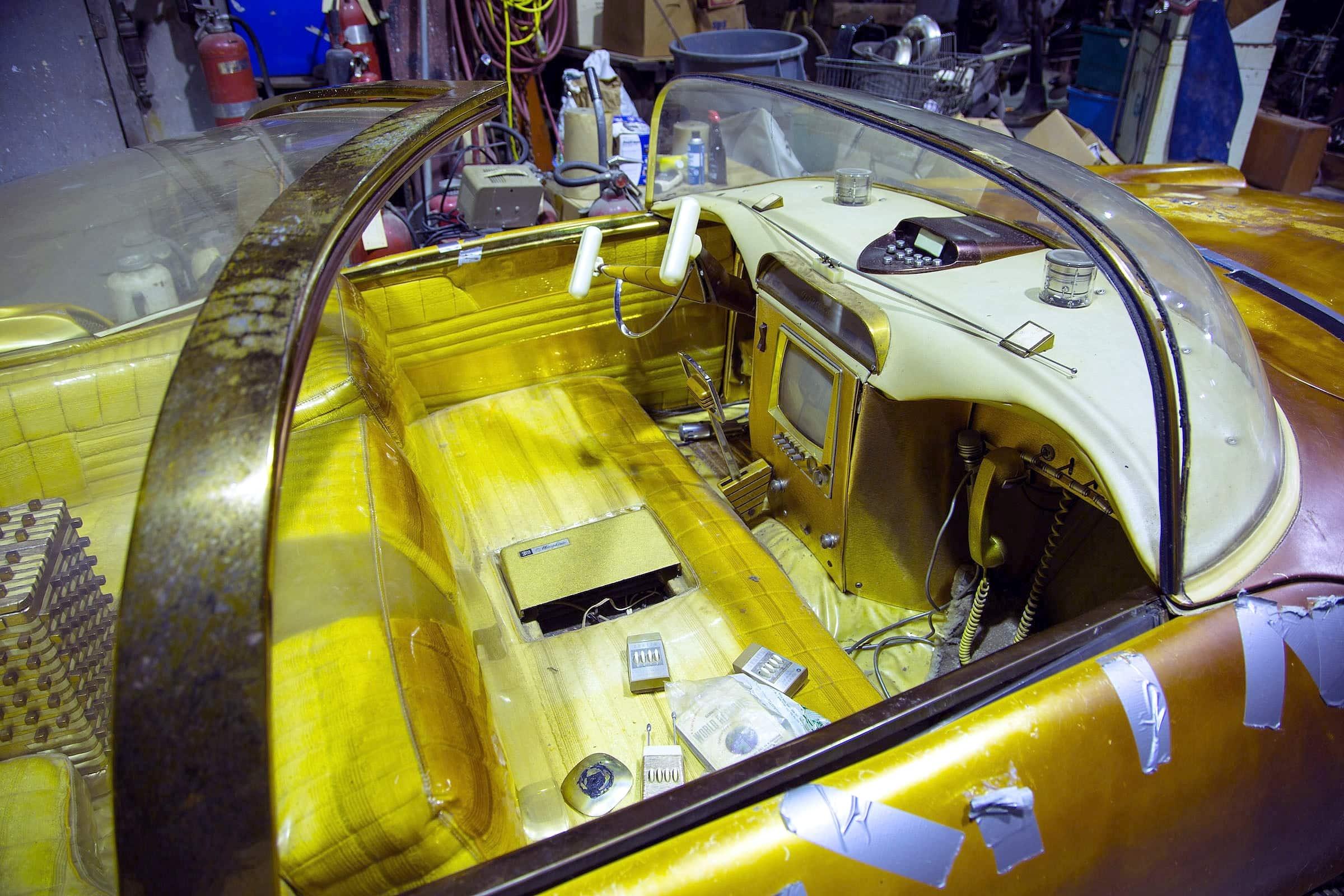 Golden Sahara I & II…première voiture autonome de l'histoire ! (+ vidéos) By gatsbyonline.com George-Barris-Golden-Sahara-05