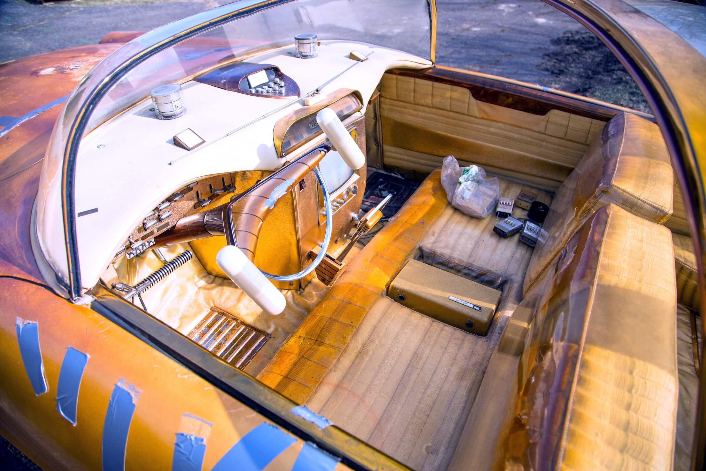 Golden Sahara I & II…première voiture autonome de l'histoire ! (+ vidéos) By gatsbyonline.com George-Barris-Golden-Sahara-10