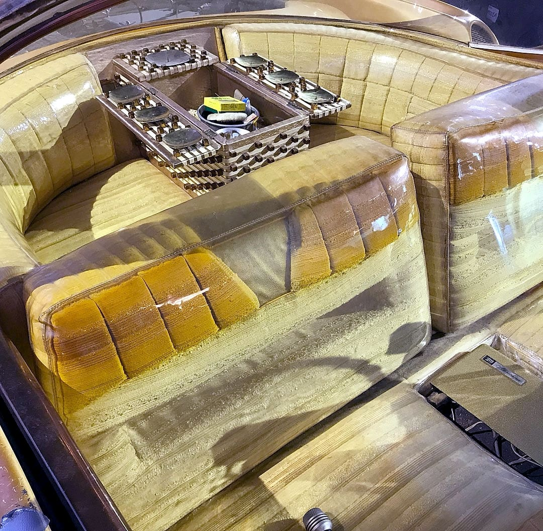Golden Sahara I & II…première voiture autonome de l'histoire ! (+ vidéos) By gatsbyonline.com George-Barris-Golden-Sahara-11