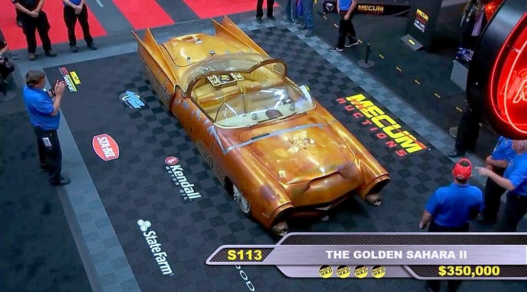 Golden Sahara I & II…première voiture autonome de l'histoire ! (+ vidéos) By gatsbyonline.com George-Barris-Golden-Sahara-13