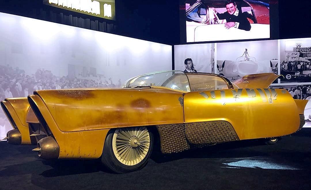 Golden Sahara I & II…première voiture autonome de l'histoire ! (+ vidéos) By gatsbyonline.com George-Barris-Golden-Sahara-15