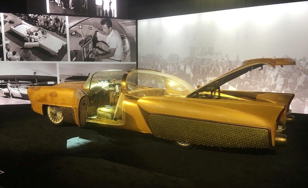 Golden Sahara I & II…première voiture autonome de l'histoire ! (+ vidéos) By gatsbyonline.com George-Barris-Golden-Sahara-18