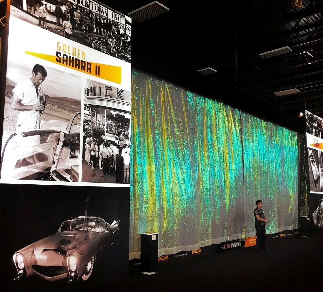 Golden Sahara I & II…première voiture autonome de l'histoire ! (+ vidéos) By gatsbyonline.com George-Barris-Golden-Sahara-19