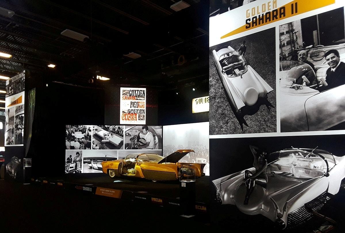 Golden Sahara I & II…première voiture autonome de l'histoire ! (+ vidéos) By gatsbyonline.com George-Barris-Golden-Sahara-21