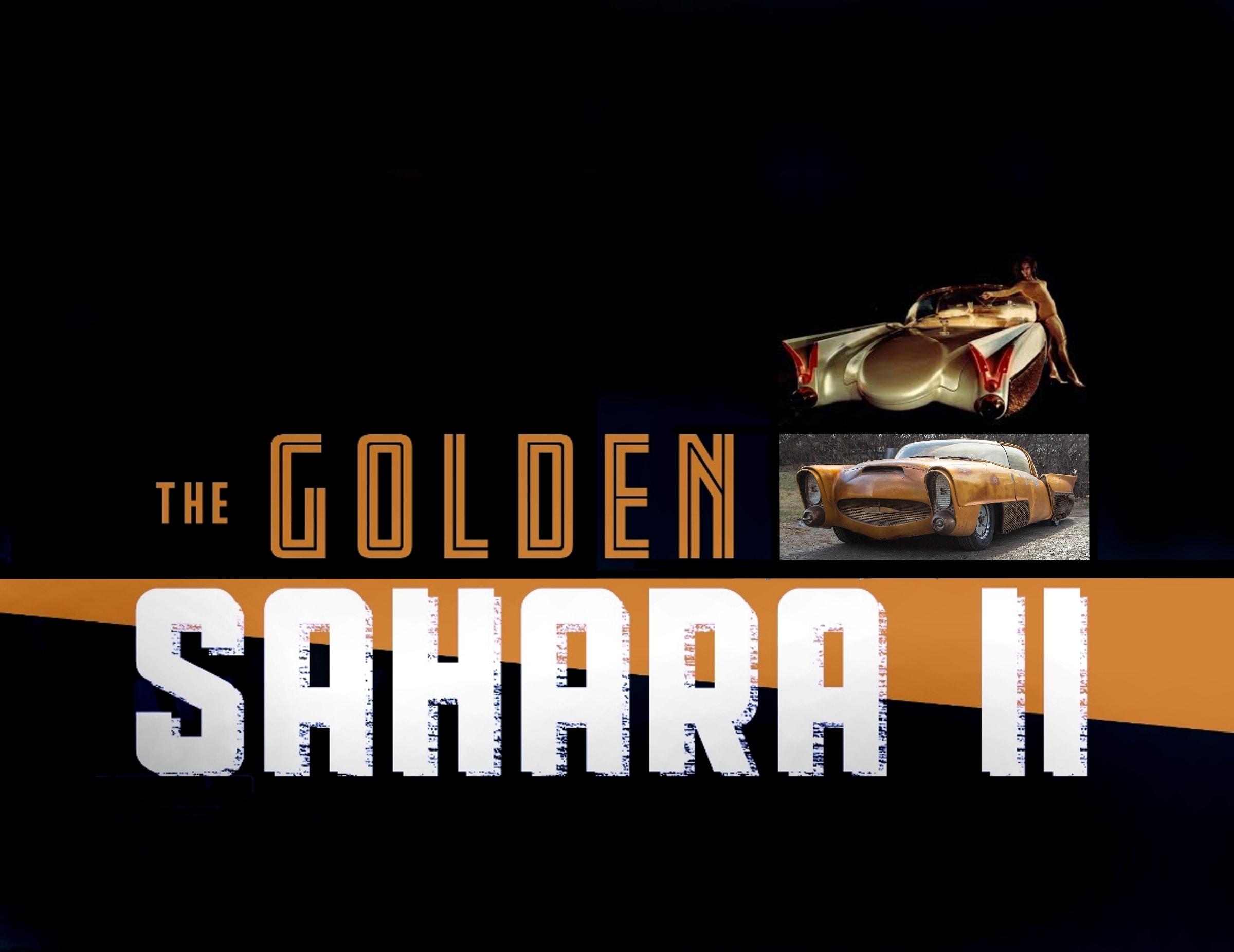 Golden Sahara I & II…première voiture autonome de l'histoire ! (+ vidéos) By gatsbyonline.com George-Barris-Golden-Sahara-26