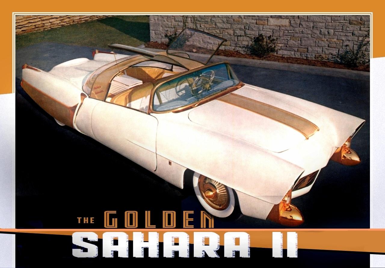 Golden Sahara I & II…première voiture autonome de l'histoire ! (+ vidéos) By gatsbyonline.com George-Barris-GoldenSaharaII-01