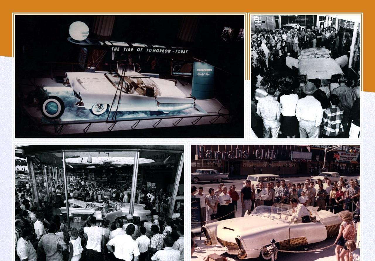 Golden Sahara I & II…première voiture autonome de l'histoire ! (+ vidéos) By gatsbyonline.com George-Barris-GoldenSaharaII-02