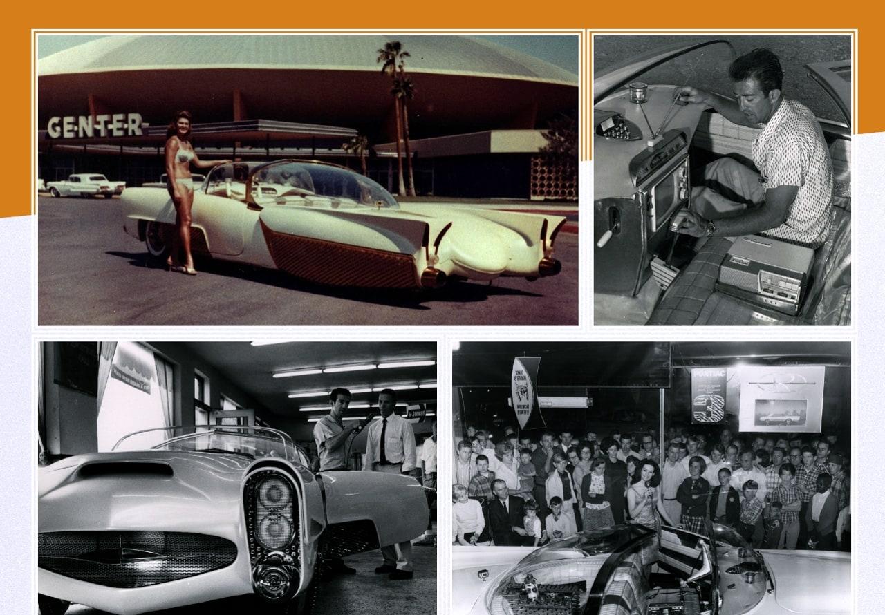 Golden Sahara I & II…première voiture autonome de l'histoire ! (+ vidéos) By gatsbyonline.com George-Barris-GoldenSaharaII-03