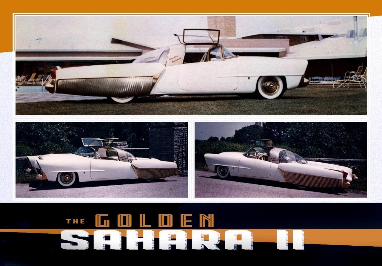 Golden Sahara I & II…première voiture autonome de l'histoire ! (+ vidéos) By gatsbyonline.com George-Barris-GoldenSaharaII-05