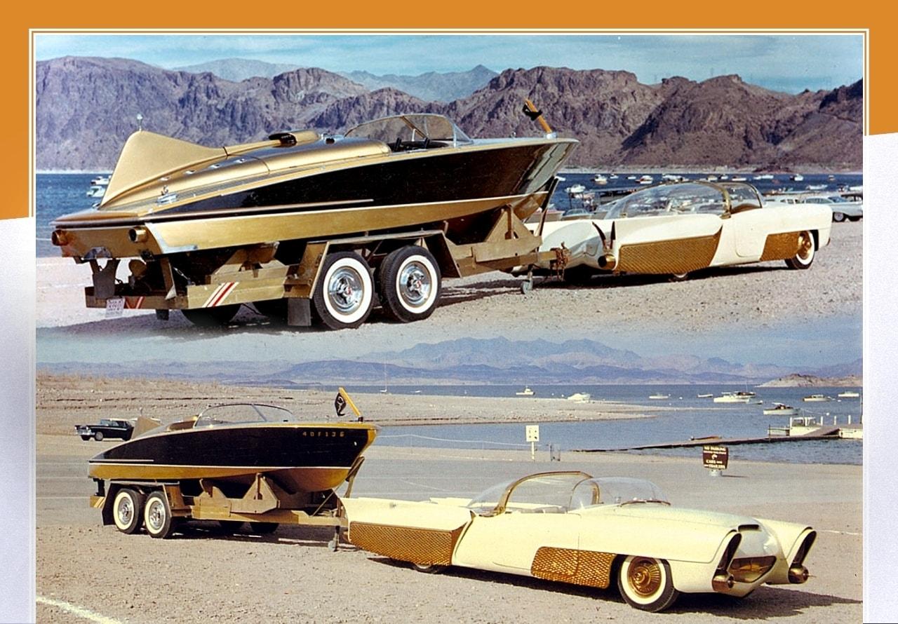 Golden Sahara I & II…première voiture autonome de l'histoire ! (+ vidéos) By gatsbyonline.com George-Barris-GoldenSaharaII-06