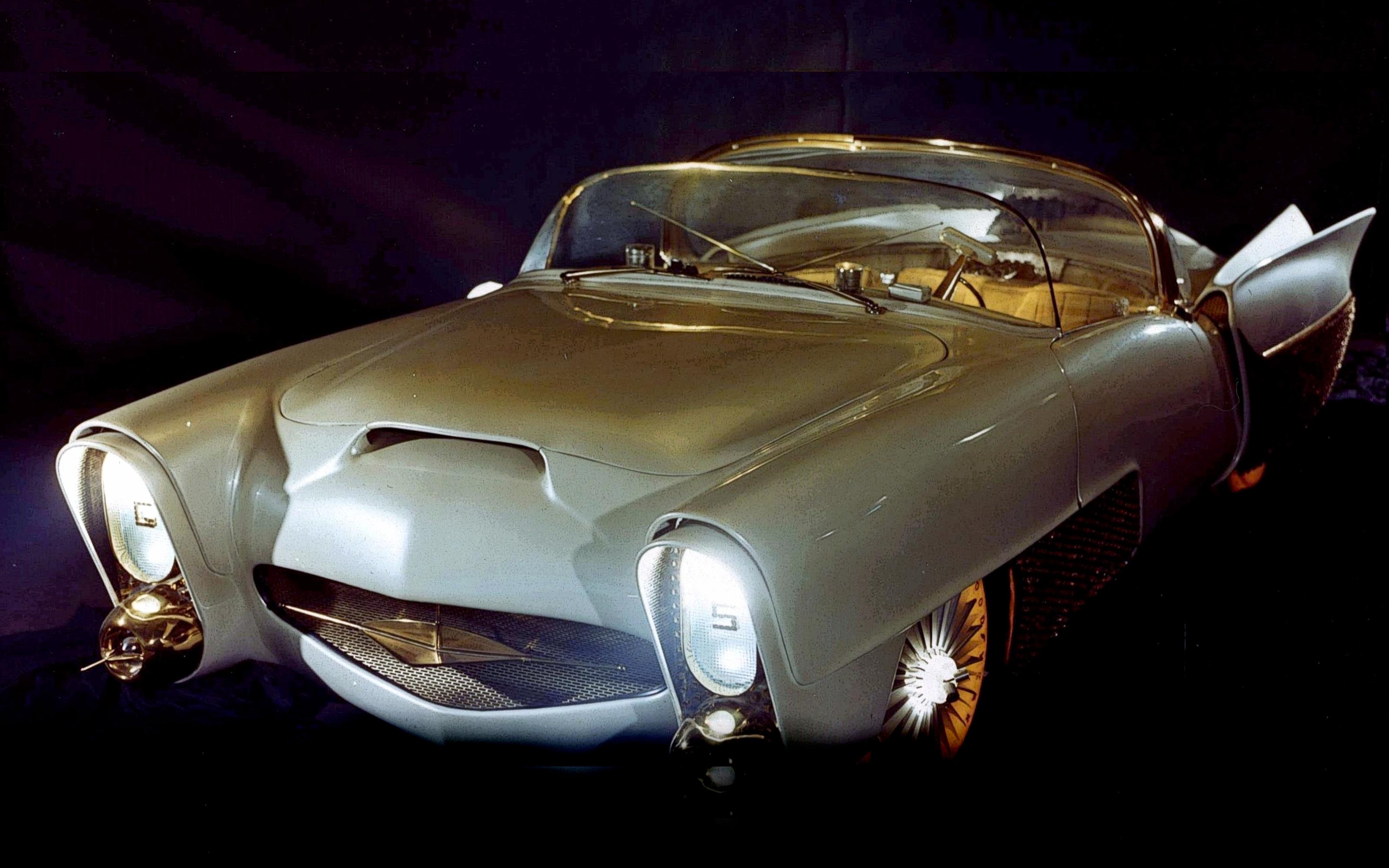 Golden Sahara I & II…première voiture autonome de l'histoire ! (+ vidéos) By gatsbyonline.com George-Barris-GoldenSaharaII-07