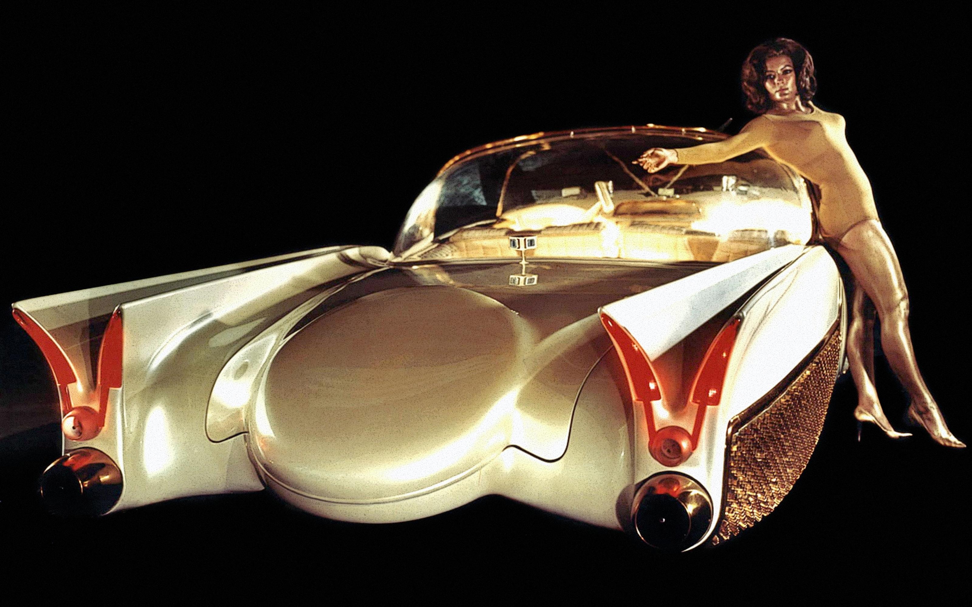 Golden Sahara I & II…première voiture autonome de l'histoire ! (+ vidéos) By gatsbyonline.com George-Barris-GoldenSaharaII-08