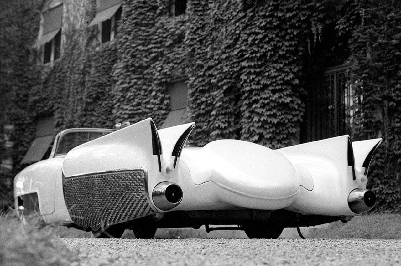 Golden Sahara I & II…première voiture autonome de l'histoire ! (+ vidéos) By gatsbyonline.com George-Barris-GoldenSaharaII-09