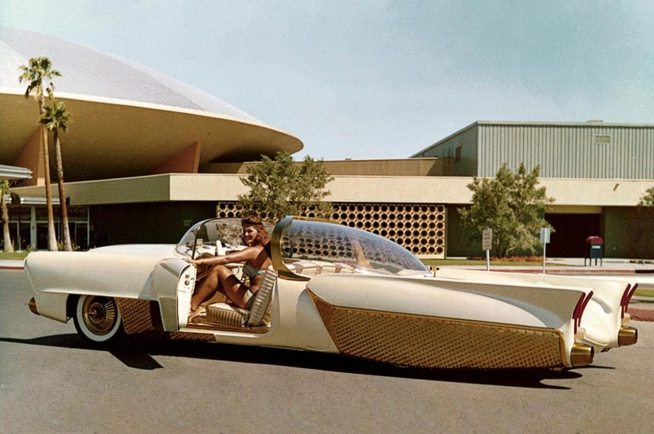 Golden Sahara I & II…première voiture autonome de l'histoire ! (+ vidéos) By gatsbyonline.com George-Barris-GoldenSaharaII-10