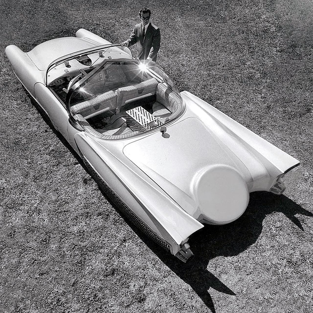 Golden Sahara I & II…première voiture autonome de l'histoire ! (+ vidéos) By gatsbyonline.com George-Barris-GoldenSaharaII-11