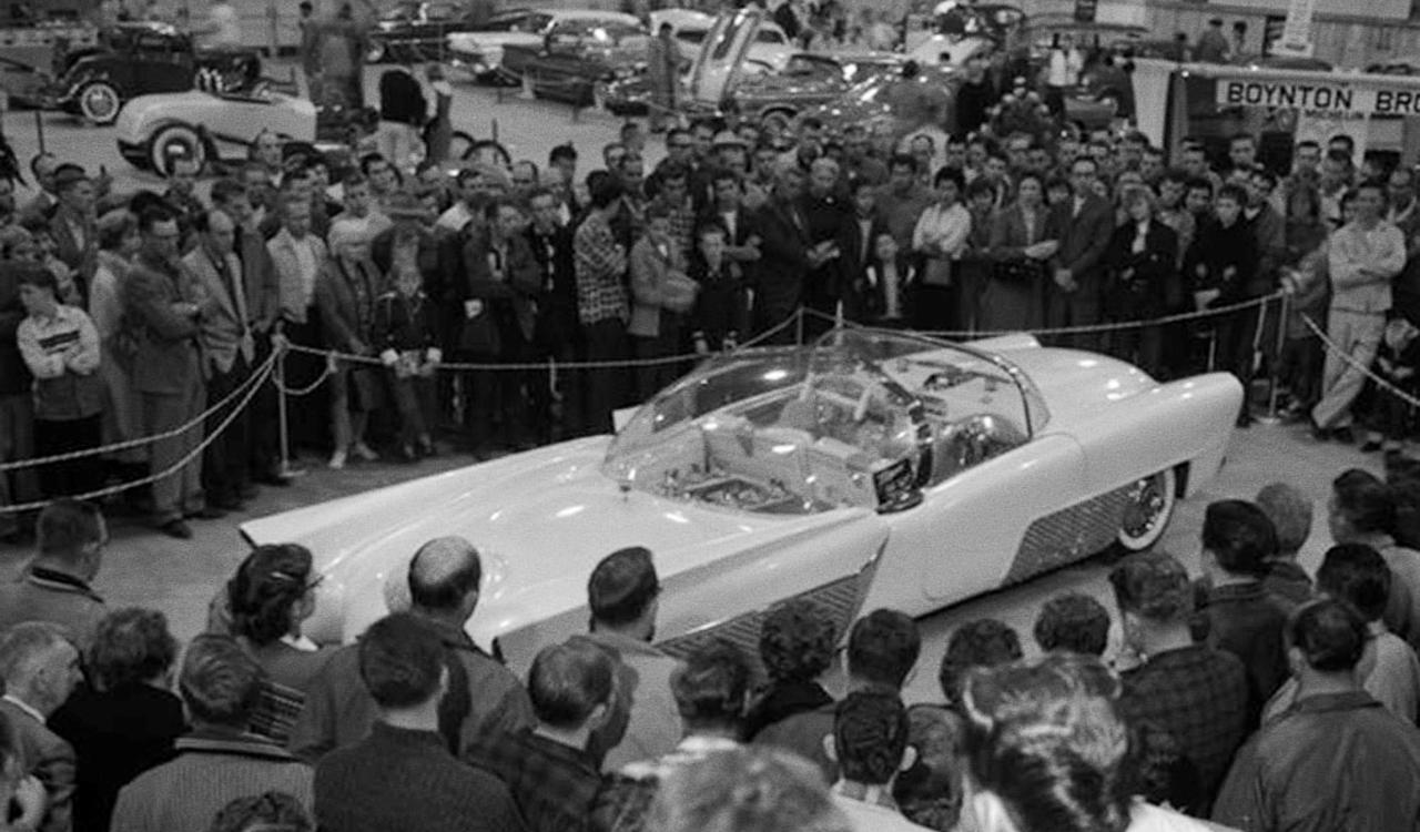 Golden Sahara I & II…première voiture autonome de l'histoire ! (+ vidéos) By gatsbyonline.com George-Barris-GoldenSaharaII-18