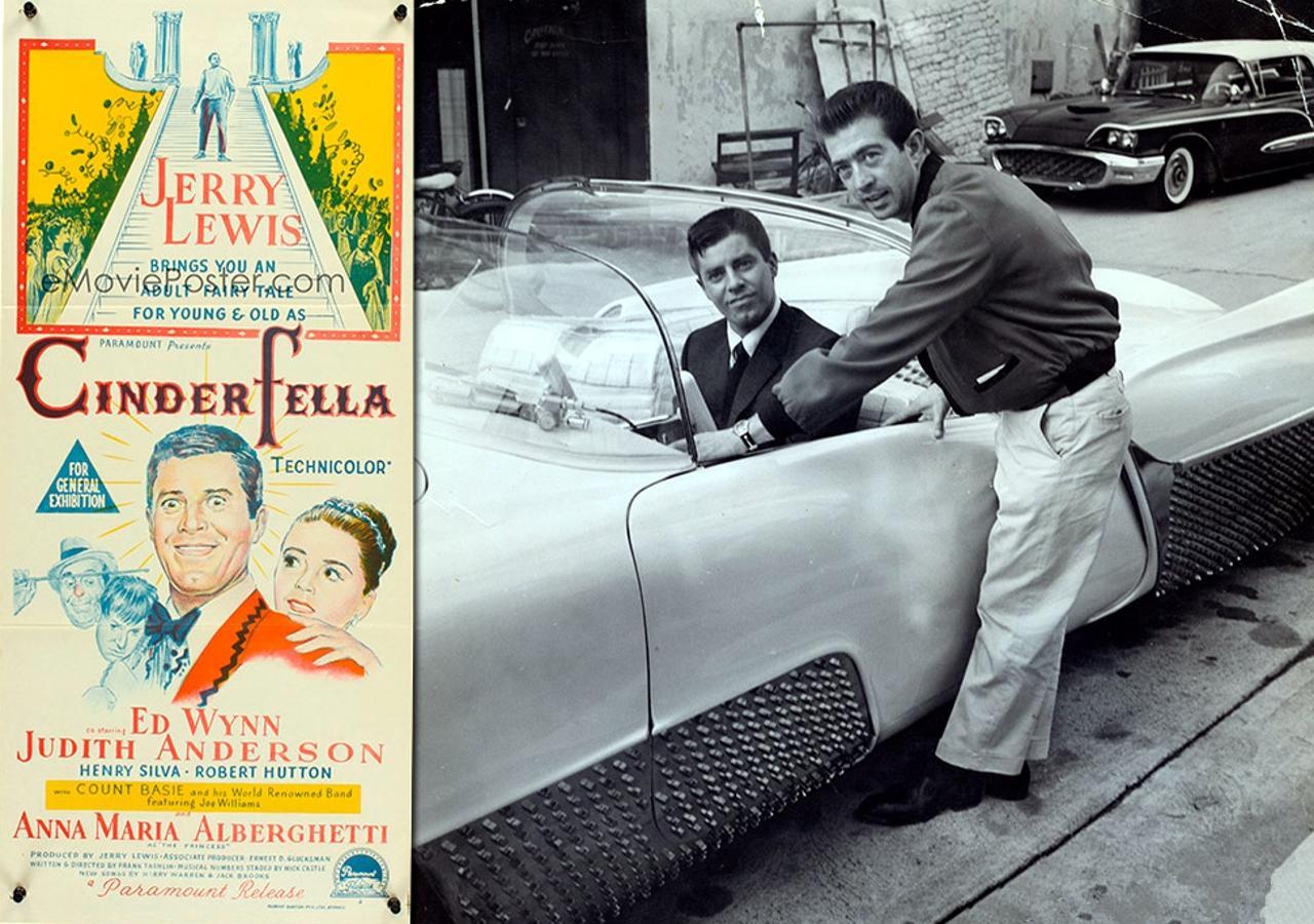 Golden Sahara I & II…première voiture autonome de l'histoire ! (+ vidéos) By gatsbyonline.com George-Barris-GoldenSaharaII-22