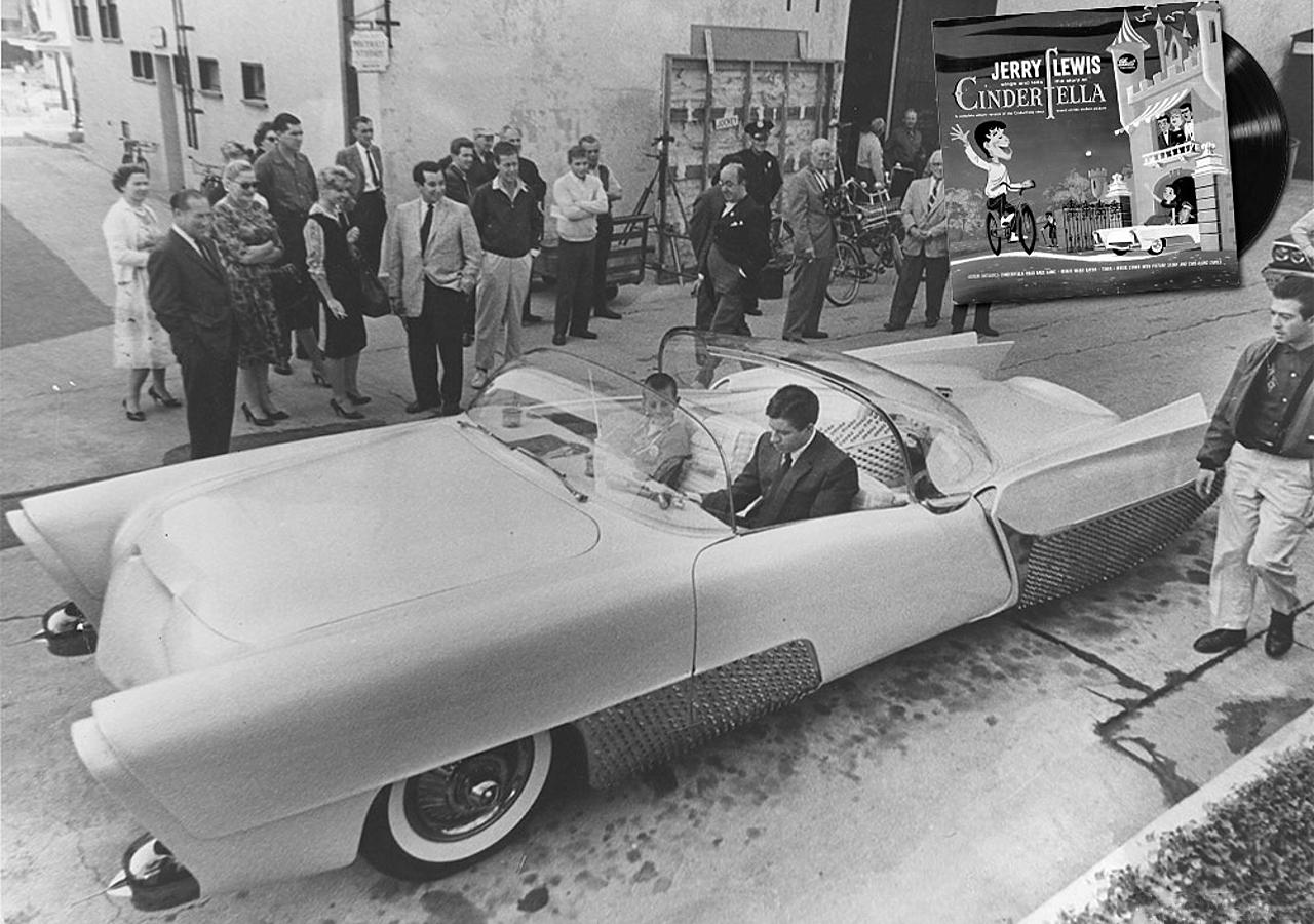 Golden Sahara I & II…première voiture autonome de l'histoire ! (+ vidéos) By gatsbyonline.com George-Barris-GoldenSaharaII-23