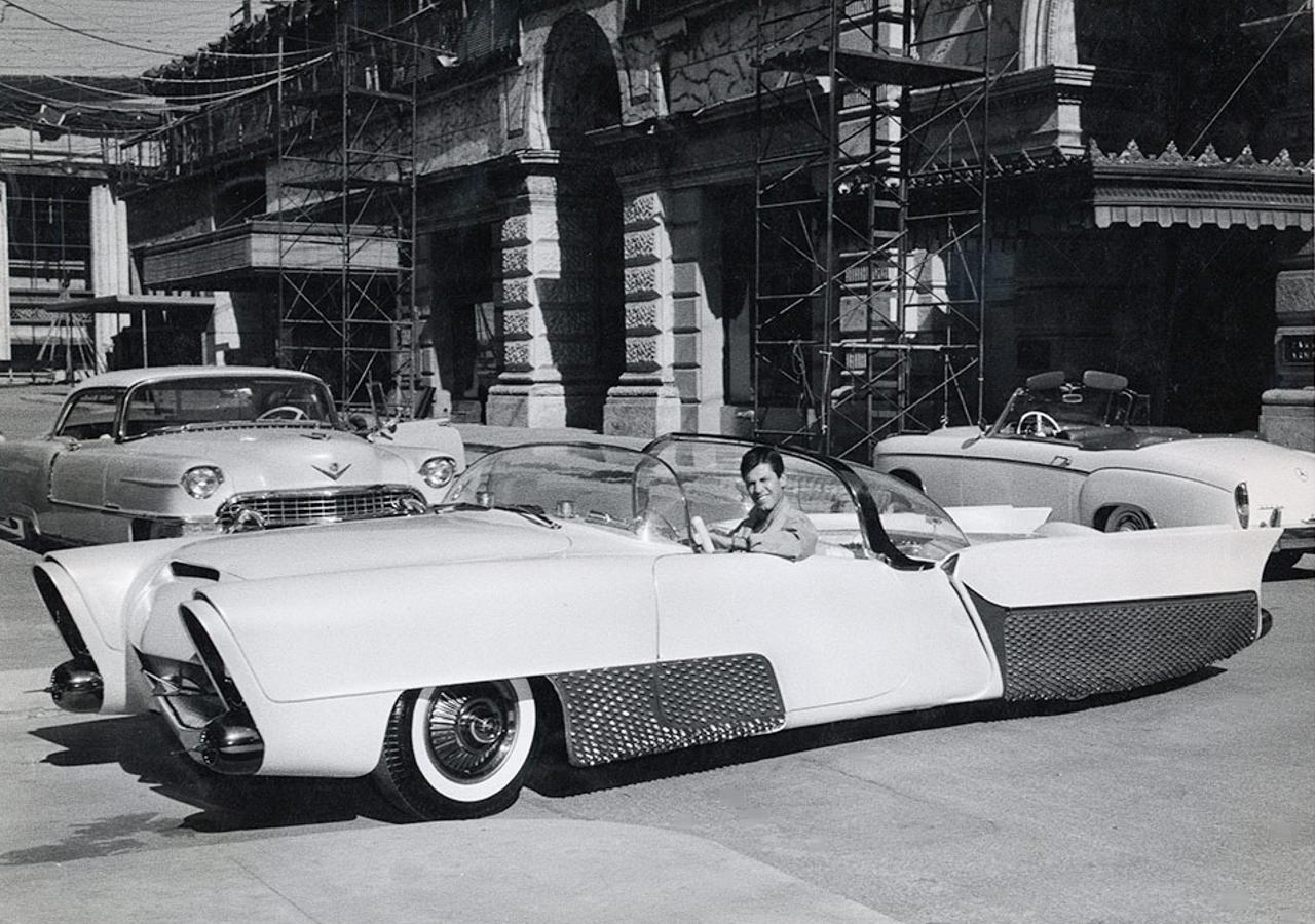 Golden Sahara I & II…première voiture autonome de l'histoire ! (+ vidéos) By gatsbyonline.com George-Barris-GoldenSaharaII-24