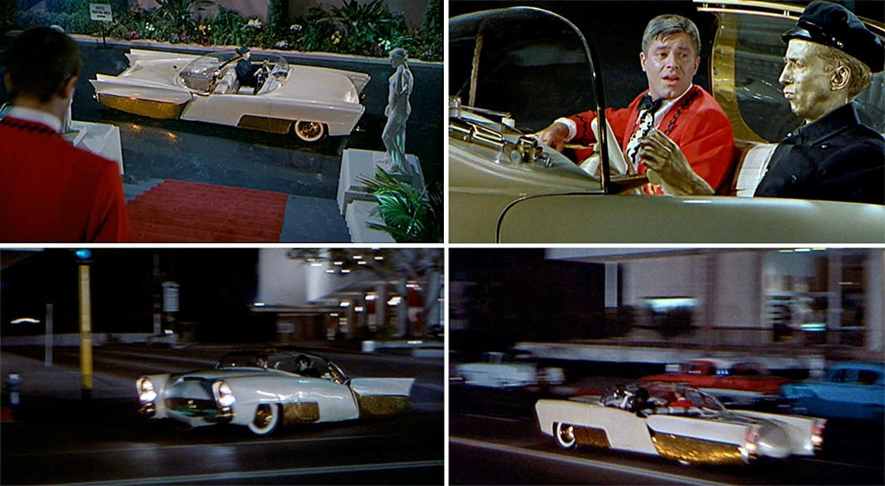Golden Sahara I & II…première voiture autonome de l'histoire ! (+ vidéos) By gatsbyonline.com George-Barris-GoldenSaharaII-25