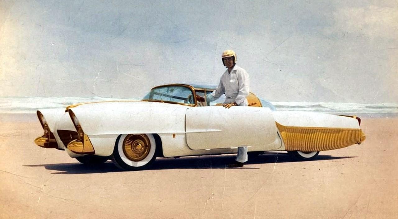 Golden Sahara I & II…première voiture autonome de l'histoire ! (+ vidéos) By gatsbyonline.com George-Barris-GoldenSaharaII-26