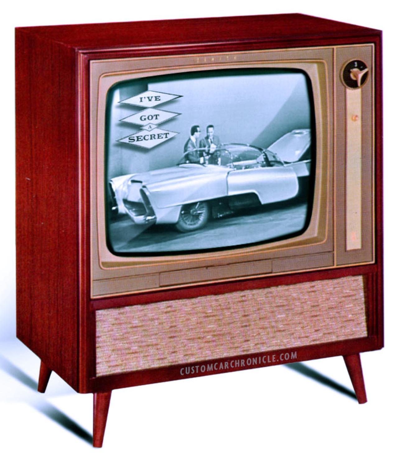 Golden Sahara I & II…première voiture autonome de l'histoire ! (+ vidéos) By gatsbyonline.com George-Barris-GoldenSaharaII-28