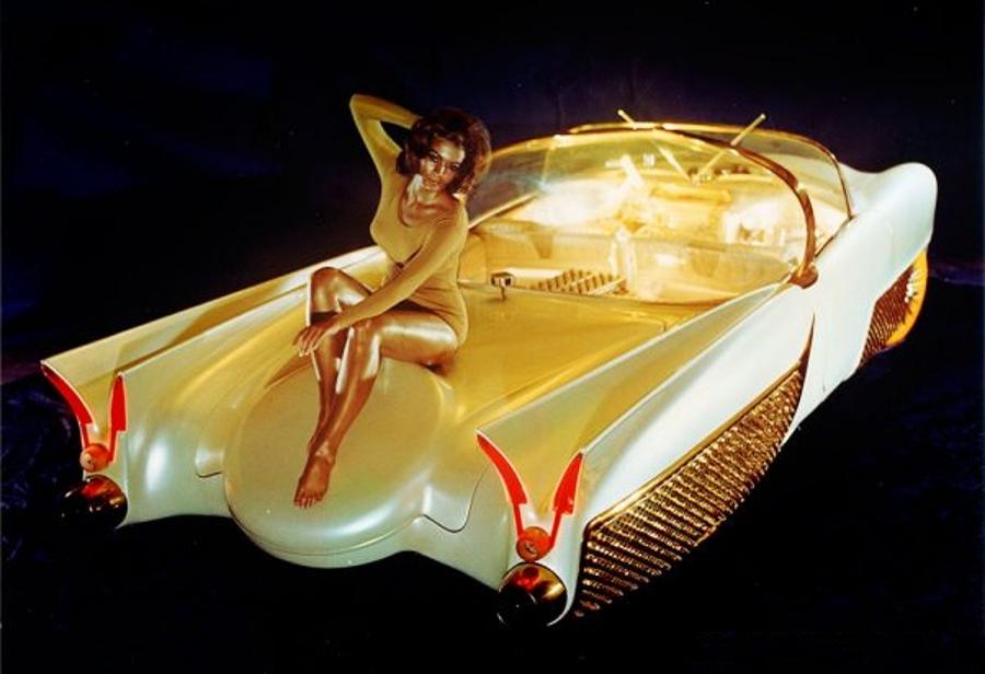 Golden Sahara I & II…première voiture autonome de l'histoire ! (+ vidéos) By gatsbyonline.com George-Barris-GoldenSaharaII-30