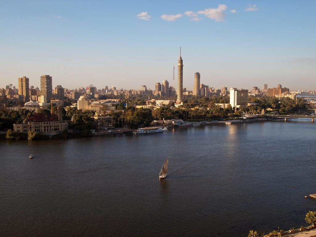 """سد النهضة الاثيوبي """" ملف شامل """" ( موضوع فريق فرسان المجد ) Gay-Travel-Herald-Cairo-Egypt-Nile-felucca-tower"""
