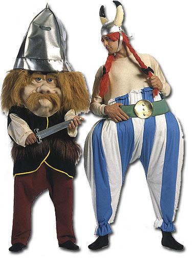 Pastiches, detournements, plagia de vos personnages préférés ! - Page 6 Asterix