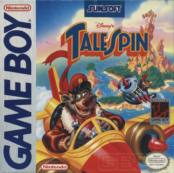 Super Baloo/Talespin (Playmates et autres) 1991 Talespin_31_variant_box_front