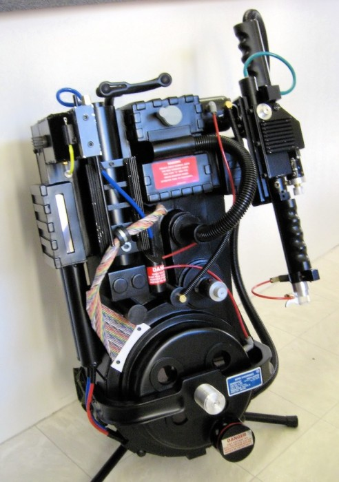 Mon Proton Pack! 24 years in the making. :) 3787_3704552960
