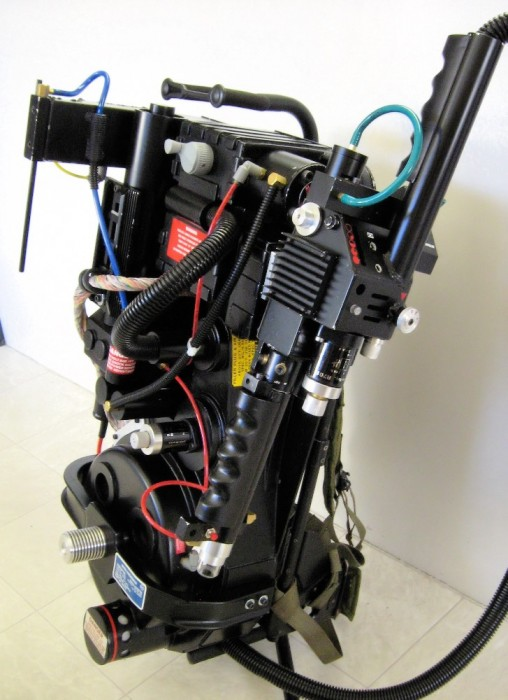 Mon Proton Pack! 24 years in the making. :) 3787_3953300267