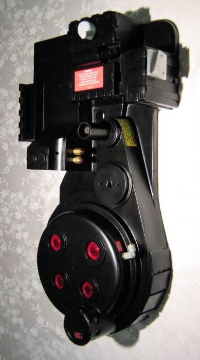 Mon Proton Pack! 24 years in the making. :) 3787_6431751888