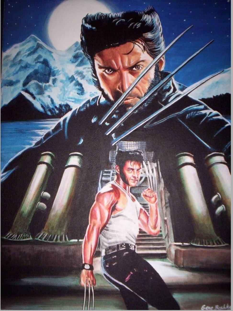 Part 14 / 6 Wolverine