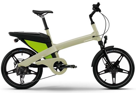 GoCycle · +e trianel Winora-town-exp-green
