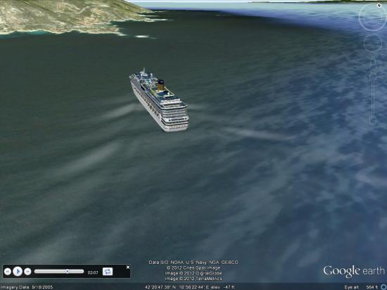 L'épave du Costa-Concordia. Un paquebot géant s'échoue en Italie - Page 3 Costa