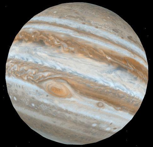 zeze - Astronomi Jupiter